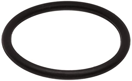 1//32 Width 001 O-Ring 80A Durometer 1//32 ID Pack of 100 Aflas 3//32 OD Black