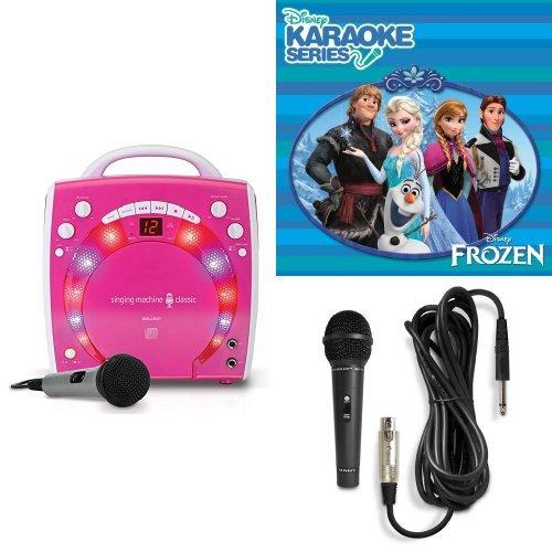 Singing-Machine-CDG-Karaoke-Player