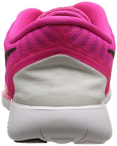 0 Donna Wmns Negro 5 Fucsia Free Sportive Nike Scarpe qxtw1ACvv