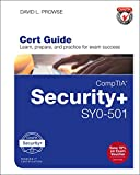 img - for CompTIA Security+ SY0-501 Cert Guide (4th Edition) (Certification Guide) book / textbook / text book