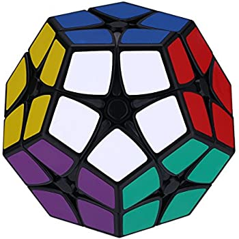 Dreampark 2x2 Megaminx Speed Cube Puzzle - Easier Than Gigaminx and Teraminx - Perfect Gift Magic Cube for Kids