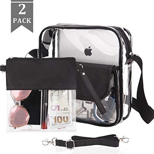 Crossbody Stadium Approved Transparent Handbag product image