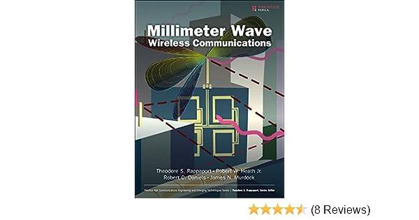 Millimeter wave wireless communications (prentice hall.