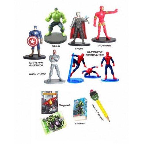 2e8a33d71baa Avengers Surprise Bag Surprise Gift Inside Pack of 2 Bags Easter Kinder Fun  Joy Kids
