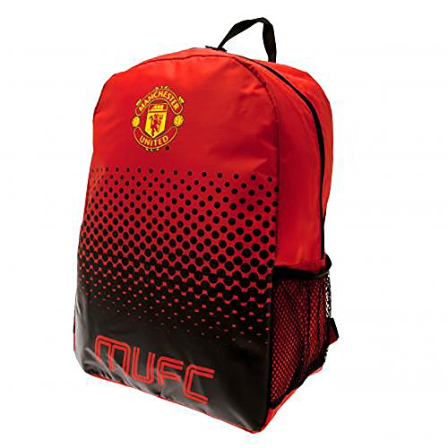 Official Licensed Manchester United F.C - Backpack by Official Licensed