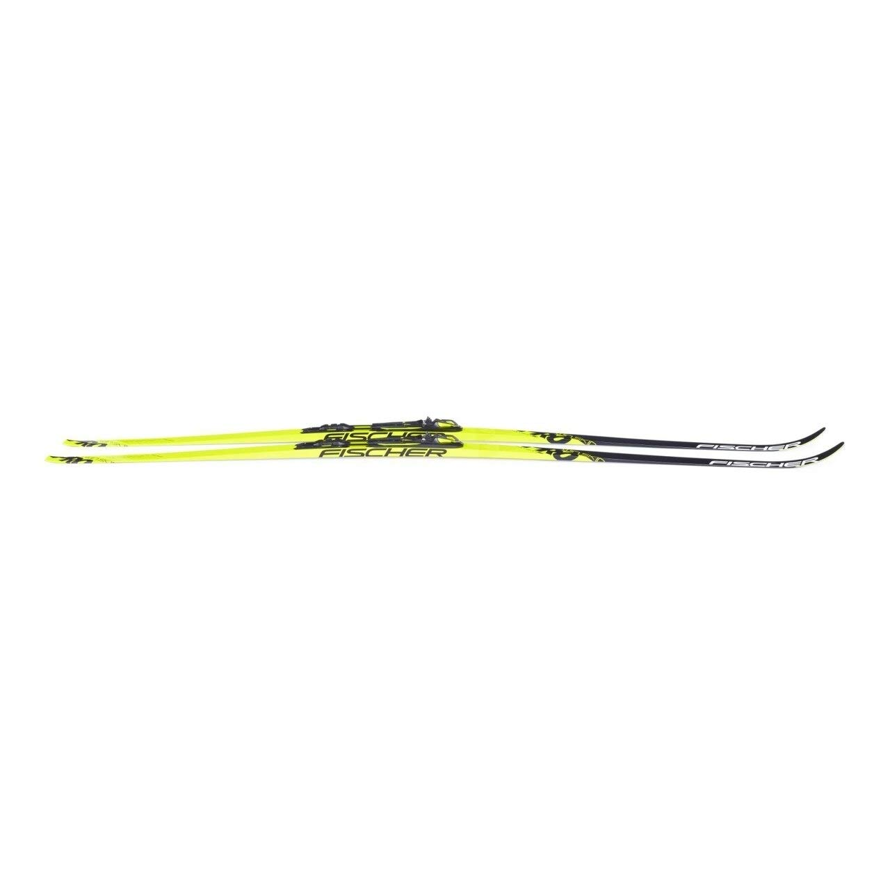 Fischer Twin Skin Pro Cross Country Skis - 202cm Stiff - One Color by Fischer