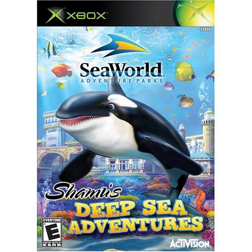 Image of Shamu's Deep Sea Adventure (SeaWorld Adventure Parks)
