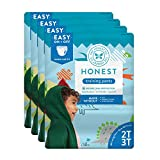 The Honest Company Toddler Training Pants, Dinosaurs, 2T/3T, 104 Count (Packaging May Vary): more info