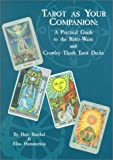 Tarot as Your Companion, Hajo Banzhaf and Elisa Hemmerlein, 1572812176