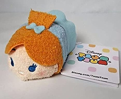 "New Disney Store Mini 3.5"" (S) Tsum Tsum WENDY DARLING (Peter Pan"