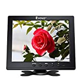 Boblov S801H HD 8'' TFT LCD Monitor 1024X768 VGA BNC Video Audio HDMI Input For PC/CCTV/Camera