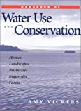 Handbook of Water Use and Conservation 1st Edition