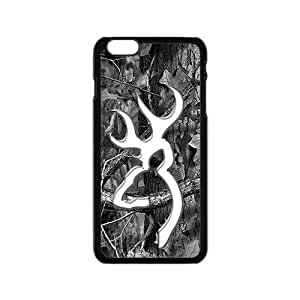 Browning Pattern New Style High Quality Comstom Protective case cover For iPhone 6 by icecream design