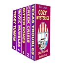 Ollie Stratford Cozy Mysteries: 5 Book Box Set: An Ollie Stratford Cozy Mystery