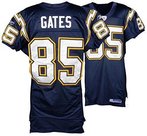 San Diego Chargers For Sale: Antonio Gates Chargers Memorabilia, Chargers Antonio Gates