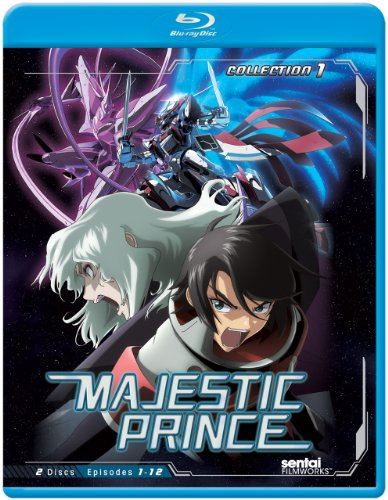 Majestic Prince: Collection 1 [Blu-ray]