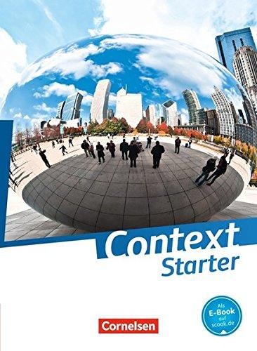 Context Starter Schülerbuch (kartoniert)