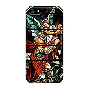 RudyPugh Iphone 5/5s Shock Absorption Hard Cell-phone Case Customized Colorful Breaking Benjamin Series [GaI11642KOtb]