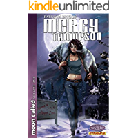 Patricia Briggs' Mercy Thompson: Moon Called Vol. 1 book cover