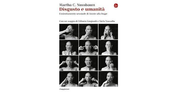 Disgusto e umanità (La cultura) (Italian Edition)