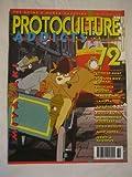 Protoculture Addicts #72 Sep./Oct. 2002 Spirited Away Future Boy Conan Sherlock