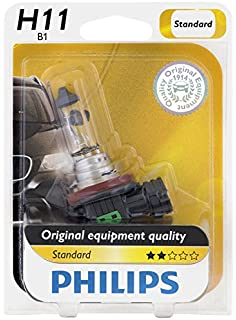 amazon com dorman 84783 h8 h11 electrical wiring harness automotive philips h11 standard halogen replacement headlight bulb 1 pack