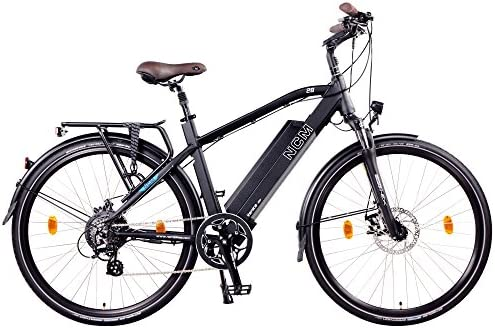 NCM Venice Bicicleta eléctrica de Trekking, 250W, Batería 48V 13Ah ...