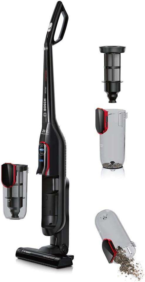 Bosch Athlet Serie 6 BBH6POWER - Aspirador sin Cable, 3 Velocidades, 28 V, Negro: Amazon.es: Hogar