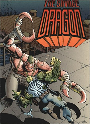 1997 Savage Dragon  14 Issue 10   Direct Market Version   Nm Mt