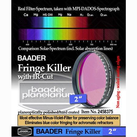 Baader Planetarium Fringe Killer Telescope Filter 2'' FFK-2 by Hayneedle