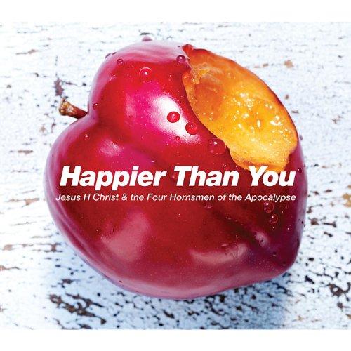 Happier Jesus Christ Hornsmen Apocalypse product image