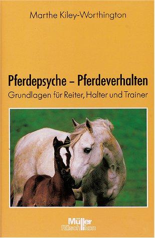 Pferdepsyche, Pferdeverhalten