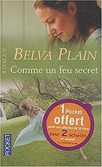 Book's Cover ofComme un feu secret