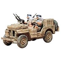 Tamiya 300035033–1: 35WWII British S.A.S Jeep (2)