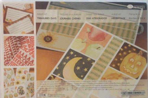 Journaling Strips (Treasured Days Album Kit)