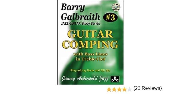 Barry Galbraith Jazz Guitar Study 3 -- Guitar Comping: With Bass ...