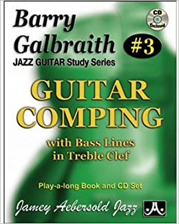 Barry Galbraith # 3 - Guitar Comping Play-A-Long (Book & CD