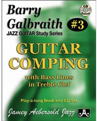 Barry Galbraith # 3 - Guitar Comping Play-A-Long (Book & CD Set) (Jazz Guitar Study)