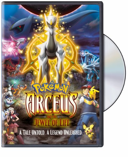 Pokemon: Arceus and the Jewel of Life (Arceus And The Jewel Of Life English)