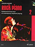 Rock-Piano 2. Inkl. CD, , 3795703107