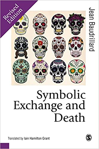 Symbolic Exchange And Death Published In Association With Theory