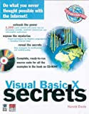 Visual Basic 6 Secrets, w. CD-ROM, Engl. ed. (The Secrets Series)