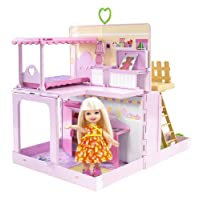Barbie - Kelly Pop Up House