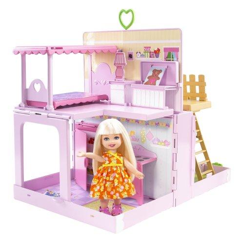 Barbie Kelly Pop Up House K0363