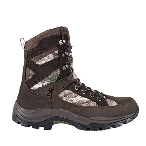 Browning Buck Pursuit 8in 400g Insulated Boot - Men's Bracken/Realtree Xtra, 8.0