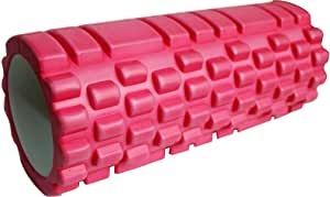 Roller Roll Exercises Yoga and back Pink Fitness World
