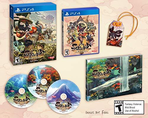 Sakuna: of Rice and Ruin – Divine Edition – PlayStation 4