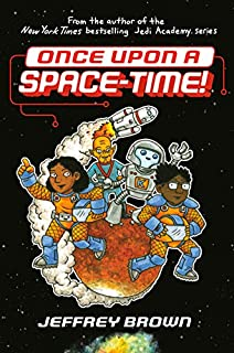 Book Cover: Once Upon a Space-Time!