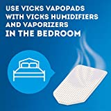 Vicks Soothing Vapors Replacement Pads, White