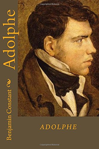 Read Online Adolphe (French Edition) pdf